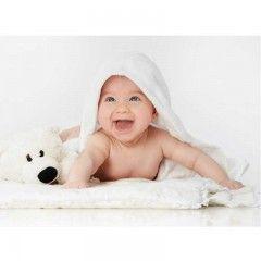 Baby Toalla Irisana 70 x 70cm