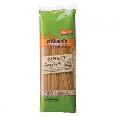 Espaguetis de Espelta Ecológicos, 500g Naturata
