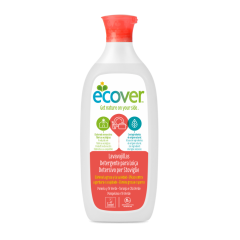 Lavavajillas Ecover Pomelo y Té Verde, 500ml, Biodegradable