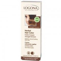 Crema colorante Nogal, Logona