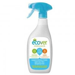 Limpiacristales en Spray, Ecover, 500ml