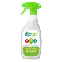 Limpiador en Spray, Multisuperficies, Ecover, 500ml