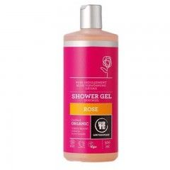Gel Baño Rosas 500ml, Urtekram