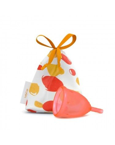 "Copa menstrual Ladycup ""Orange"""