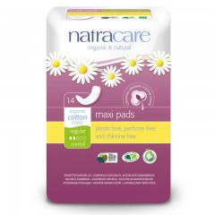 Compresa Regular, 14un. Natracare