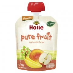 Smoothie de Manzana y Mango Holle, 90g