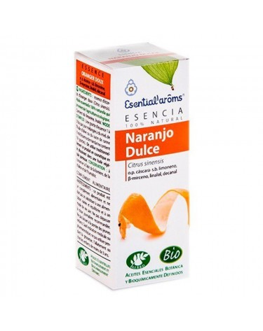 Aceite Esencial Naranjo Dulce, Esential'Aroms