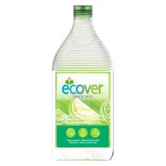 Lavavajillas Biodegradable Limon Aloe Vera, 1 l, Ecover