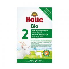 Leche de Cabra para Niños (6 meses-3 años), 400 g, Holle